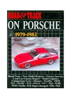 ON PORSCHE 1979-1982 ROAD & TRACK