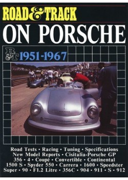 ROAD & TRACK ON PORSCHE 1951-1967 ROAD & TRACK