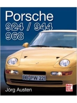 PORSCHE 924 944 968