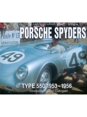 PORSCHE SPYDERS - TYPE 550 - 1953-56