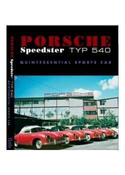 PORSCHE SPEEDSTER TYP 540 - QUINTESSENTIAL SPORTS CAR