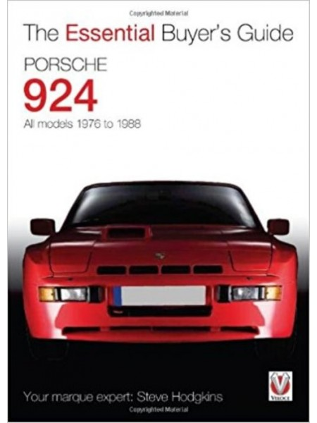 PORSCHE 924 ESSENTIAL BUYER'S GUIDE