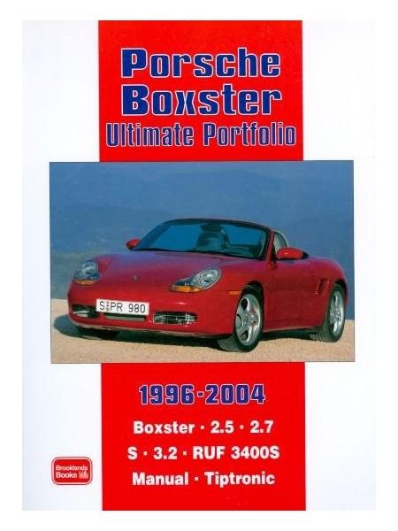 PORSCHE BOXSTER 1996-2004 - ULTIMATE PORTFOLIO