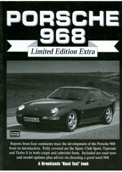 PORSCHE 968 LIMITED EDITION EXTRA