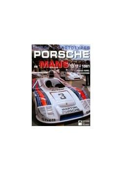 PORSCHE AU MANS 1972-1981