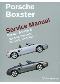 PORSCHE BOXTER & S - SERVICE MANUAL 1997-2004