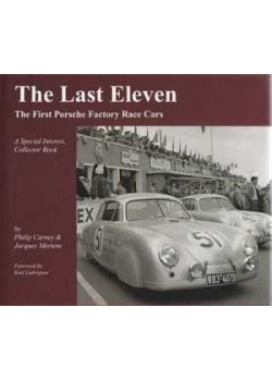 LAST ELEVEN FIRST PORSCHE FACTORY RACE