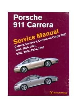 PORSCHE 911 CARRERA - SERVICE MANUAL -1999 - 2005