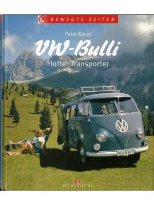VW BULLI - FLOTTER TRANSPORTER