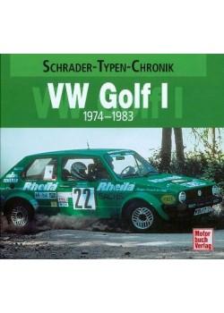 VW GOLF I 1974-1983 - SCHRADER TYPEN CHRONIK