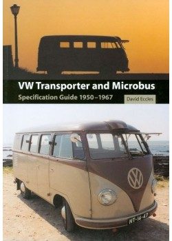 VW TRANSPORTER AND MICROBUS 1950/67