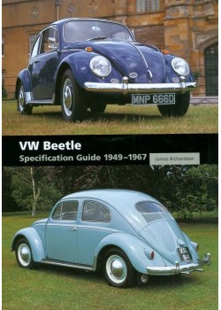 VW BEETLE - SPECIFICATION GUIDE 1949-1967