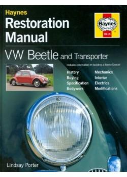 VW BEETLE RESTORATION MANUAL
