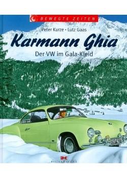 KARMANN GHIA - DER VW IM GALA KLEID