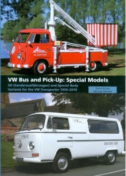 VW BUS AND PICK-UP : SPECIAL MODELS