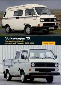 VOLKSWAGEN T3 - TRANSPORTER, CARAVELLE, CAMPER AND VANAGON 79-92