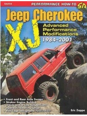 JEEP CHEROKEE XJ ADVANCED PERFORMANCE MODIFICATION