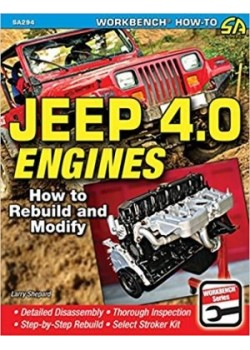 JEEP 4.0 ENGINES