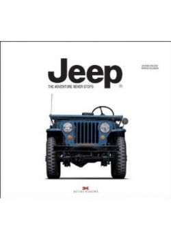 JEEP : THE ADVENTURE NEVER STOPS
