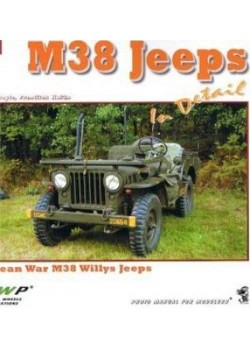 M38 JEEPS IN DETAIL - WWP
