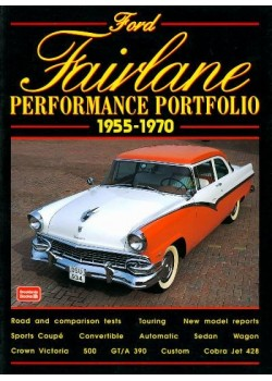 FORD FAIRLANE 1955-1970 PERFORMANCE PORTFOLIO