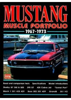 MUSTANG MUSCLE PORTFOLIO 1967-1973
