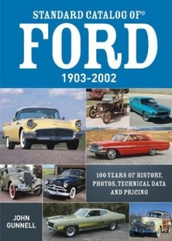 STANDARD CATALOGUE OF FORD  4th EDITION 1903-2002