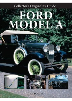 COLLECTOR'S ORIGINALITY GUIDE FORD A