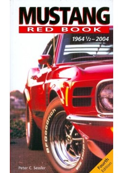 MUSTANG RED BOOK 1964 1/2 - 2015