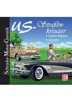 US-STRASSEN-KREUZER STATION WAGON/CORVETTE