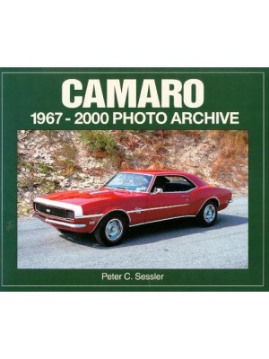 CAMARO 1967-2000 PHOTO ARCHIVE