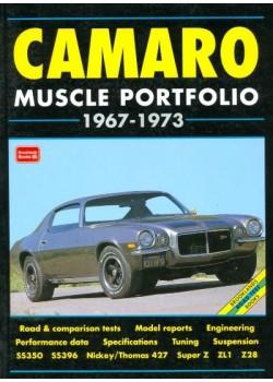 CAMARO MUSCLE PORTFOLIO 1967-1973 ( CHEVROLET )