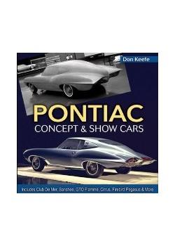 PONTIAC CONCEPT AND SHOW CARS 1939-1980
