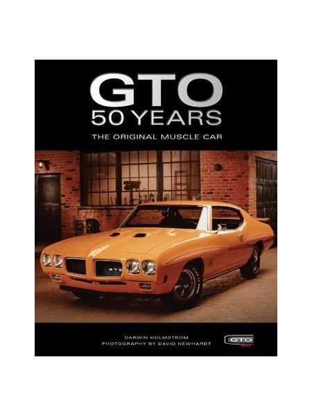 PONTIAC GTO 50 YEARS
