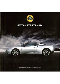 LOTUS EVORA - SUBLIME SUPERCAR