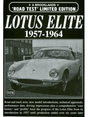 LOTUS ELITE 1957-1964 ROAD TEST LIMITED ULTRA