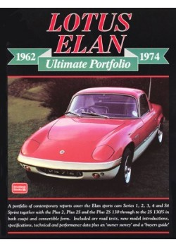 LOTUS ELAN 1962-1974 ULTIMATE PORTFOLIO