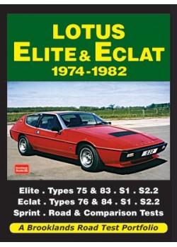 LOTUS ELITE & ECLAT 1974-82 - ROAD TEST PORTFOLIO