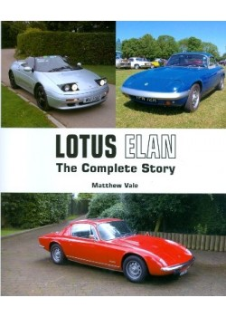 LOTUS ELAN THE COMPLETE STORY