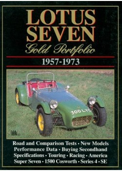 LOTUS SEVEN 1957-1973 GOLD PORTFOLIO