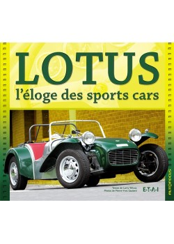 LOTUS L'ELOGE DES SPORTS CARS