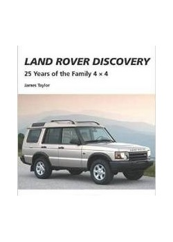 LAND ROVER DISCOVERY 25 YEARS OF THE FAMILY 4X4