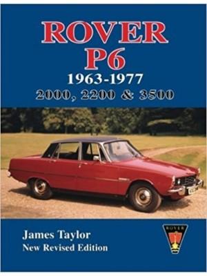 ROVER P6 1963-1977