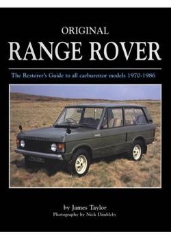 ORIGINAL RANGE ROVER 1970 1986