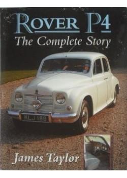 ROVER P4 1949-1959