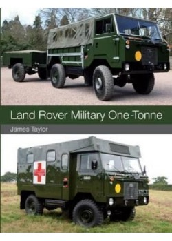 LAND ROVER MILITARY ONE -TONNE