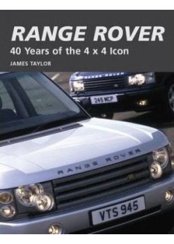 RANGE ROVER 40 YEARS OF THE 4X4 ICON