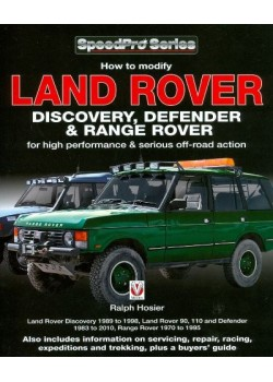 HOW TO MODIFY LAND ROVER DISCOVERY DEFENDER & RANGE ROVER ...