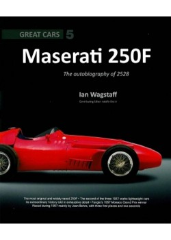 MASERATI 250F : THE AUTOBIOGRAPHY OF 2528