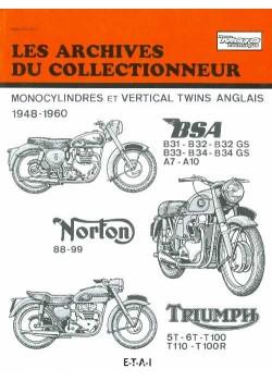ARC105 BSA NORTON TRIUMPH 48 60